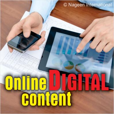 Online Digital Content