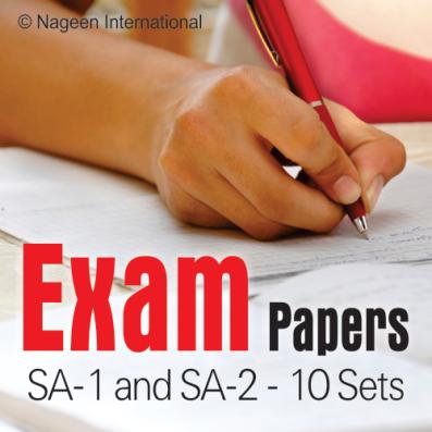 Exam Papers-SA1 and SA2-10 Set