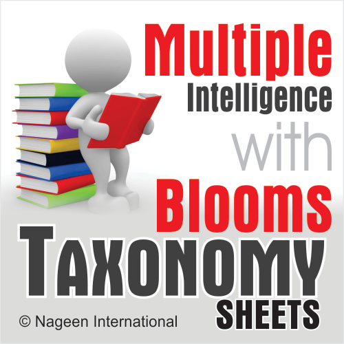 Multiple Intelligence + Blooms Taxonomy Sheets