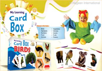 My Learning Card Box eBooks
