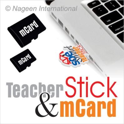 Teacher Stick & mCard