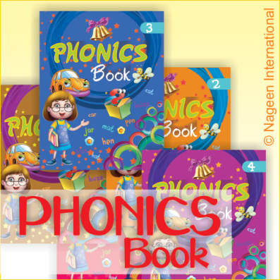 Phonics eBooks