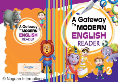 English Reader Class 2 English Reader Class 2