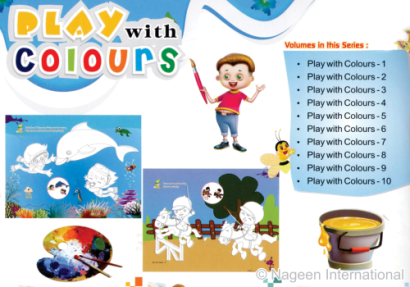 Play with Colours eBooks