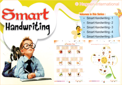 Smart Handwriting eBooks