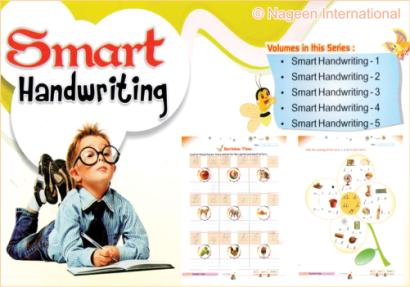Smart Handwriting eBooks