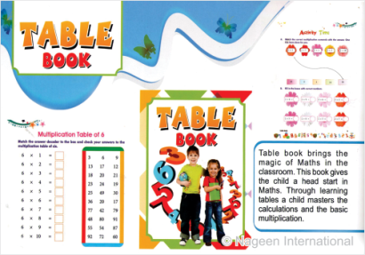 Table Book (eBooks)