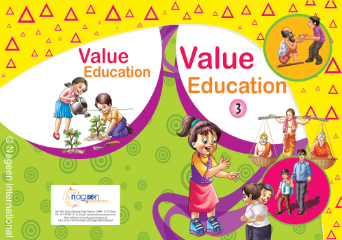 value education Value education is the process by which people give moral values to others it can be an activity that can take place in any organisation during which people are assisted by others, who may be older, in a condition experienced to make explicit our ethics in order to assess the effectiveness of these values and associated behaviour for their own and others' long term well-being, and to reflect .