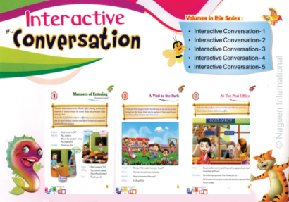 Interactive Conversation eBooks