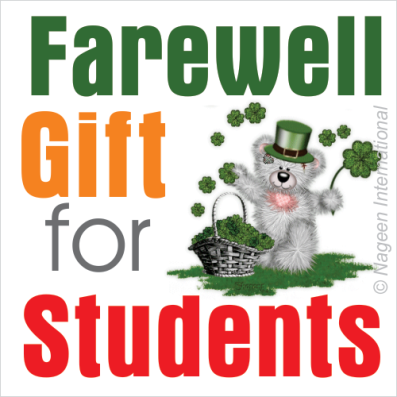 Farewell Gift for Students