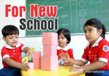 For New School
