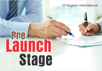 Pre Launch Stage